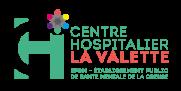 Centre Hospitalier de La Valette Logo